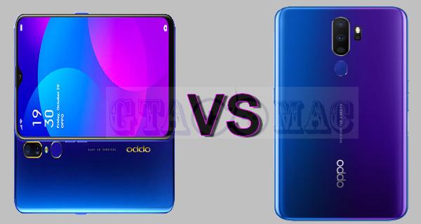 مقارنة بين سعر ومواصفات هاتف اوبو F11 و اوبو A9