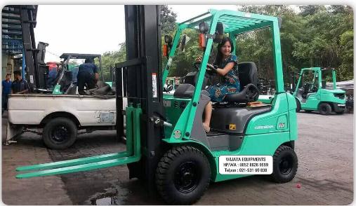 Forklift Mitsubishi