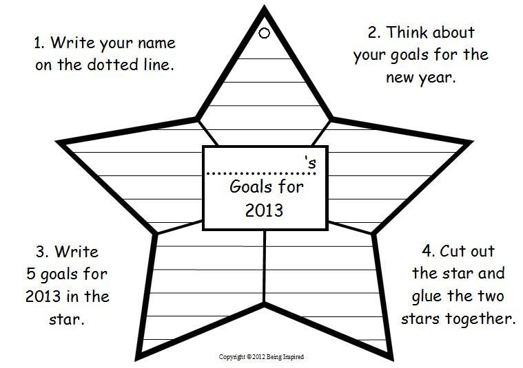 Brown's Balanced Life: My 2013 Goals