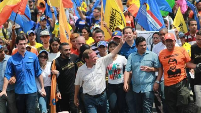 """Juan Pablo Guanipa: """"El verdadero enemigo a vencer es la abstención promovida por Maduro"""""""