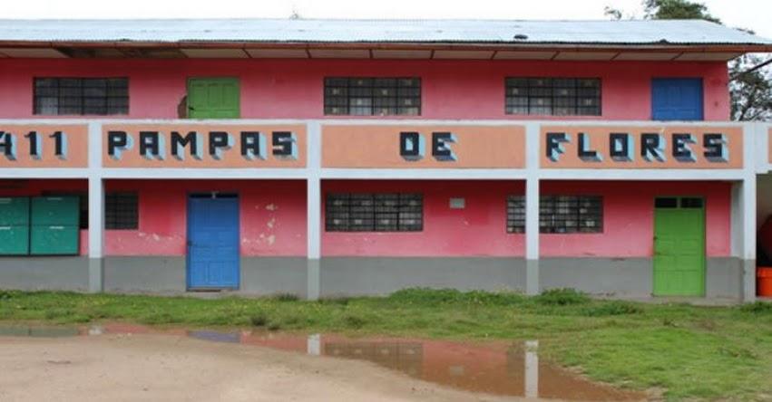 MINEDU: Mediante Obras por Impuestos ejecutarán proyecto de infraestructura educativa en Huánuco