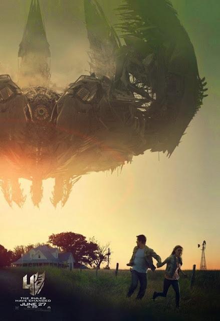 Hậu Trường Hậu Kỳ Khủng của Phim Transformers 4 Phần