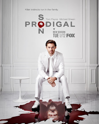 Prodigal Son Season 2 Poster
