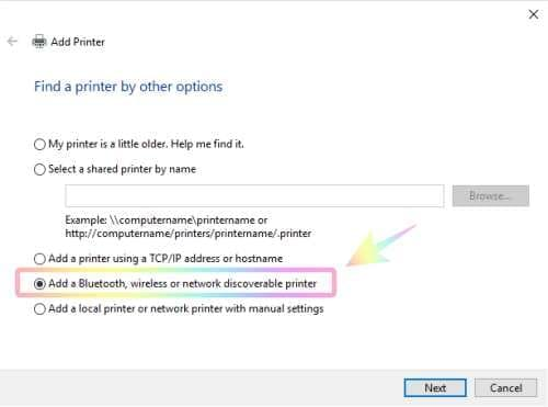 Menghubungkan Printer ke Laptop Windows 10