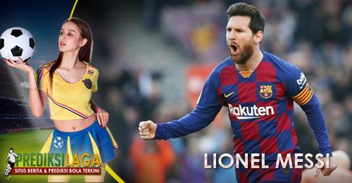 Rekor Legenda Brasil Pele, Disamai Lionel Messi