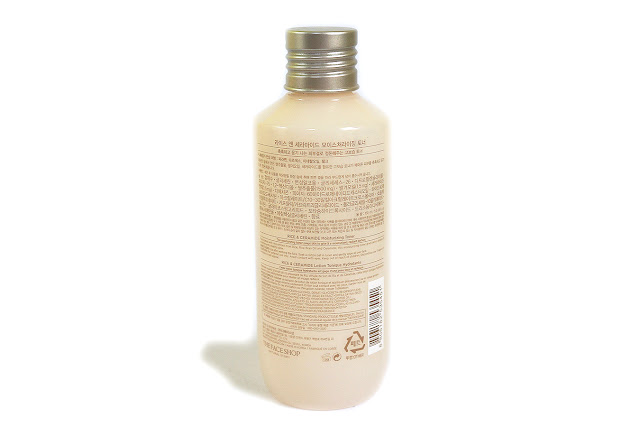 The Face Shop Rice Ceramide Moisturizing Toner