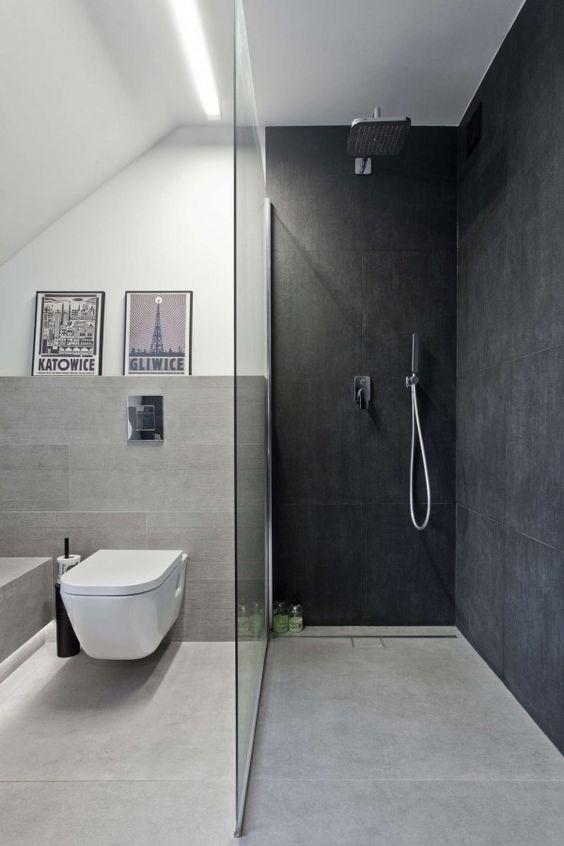 Otthon és Dekor: Tetőtéri fürdőszobák