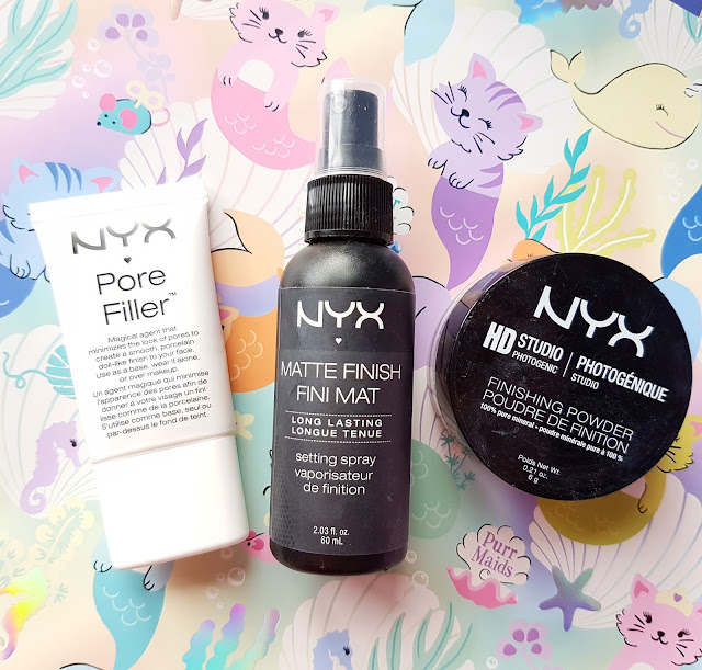 NYX Base Products | Setting Sprays, Powders & Primers