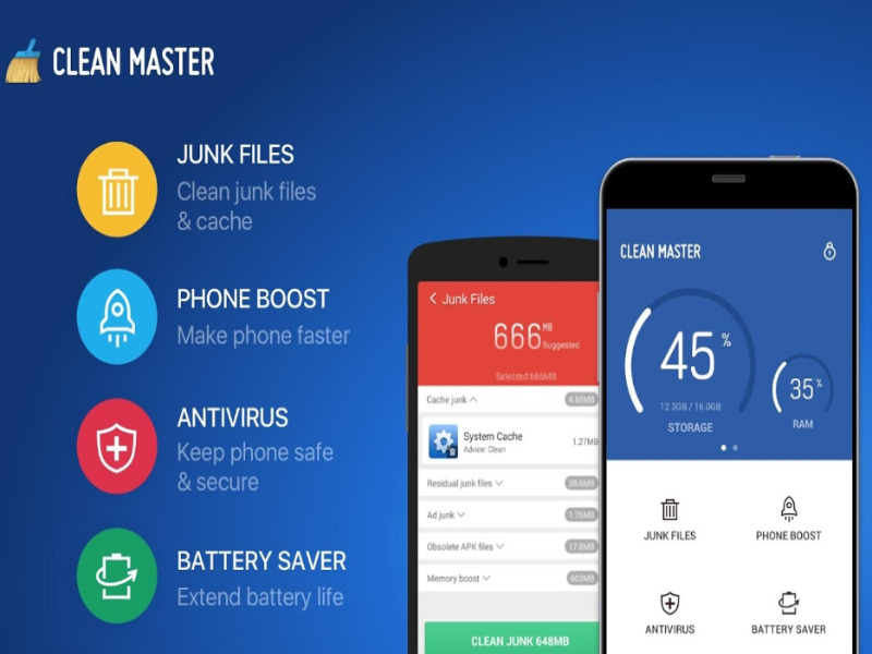 Clean Master - Boost And AppLock Thumbnail