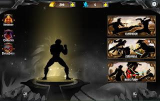 Jogo grátis e online Shadow Mortel Combat