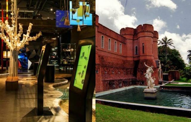 Instituto Ricardo Brennand e o Cais do Sertão entre os 10 melhores do Brasil eleitos pelo TripAdvisor