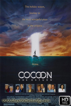 Cocoon: El Retorno [1080p] [Latino-Ingles] [MEGA]