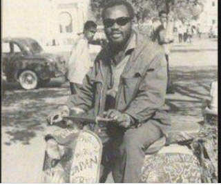 Famous Nigerian man who died poor after touring the world on his bike
