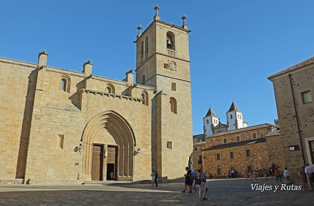Concatedral de Santa María, Cáceres