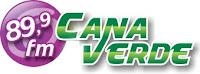 Rádio Cana Verde FM 89,9 de Siqueira Campos PR