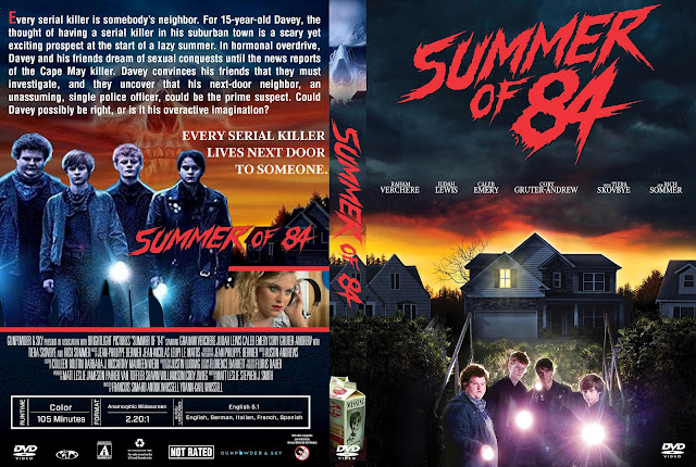 Summer of 84 DVD