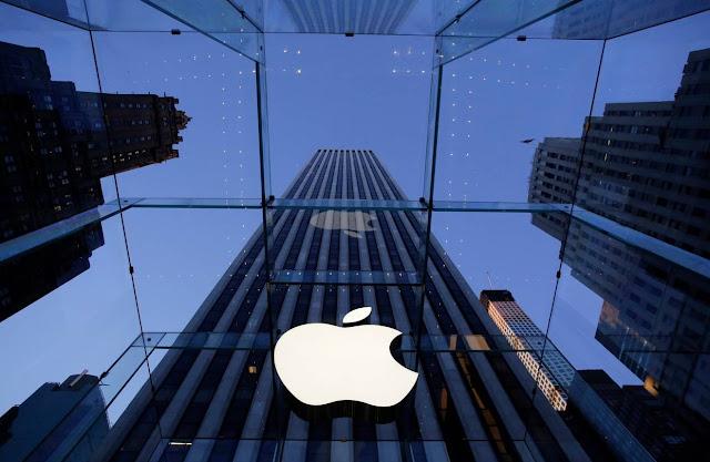 Apple Miliki Paten Pengarsipan pada Teknologi Blockchain