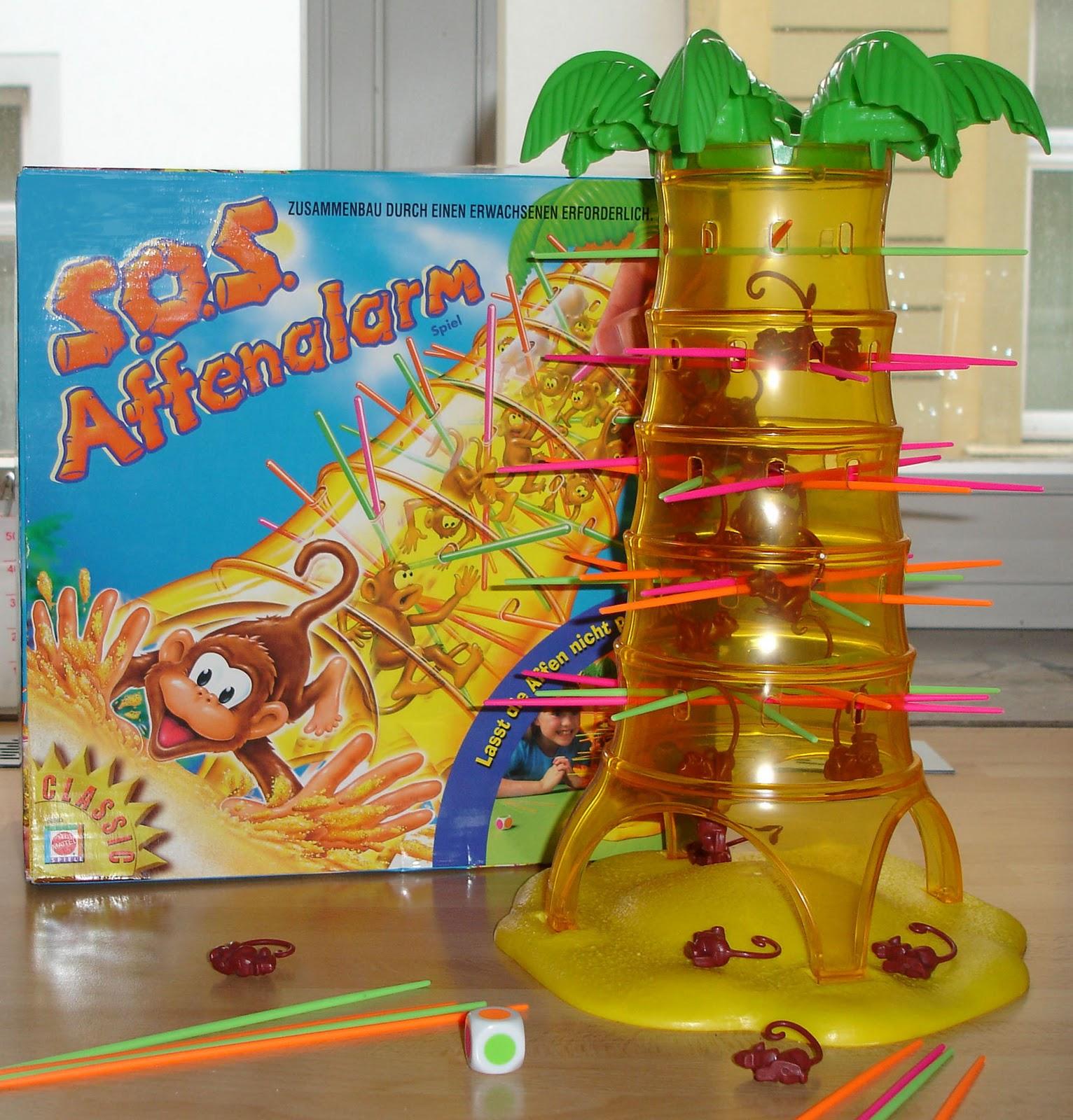 Spiele Mit Affen