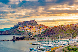 Sardinia Honeymoon castelsardo