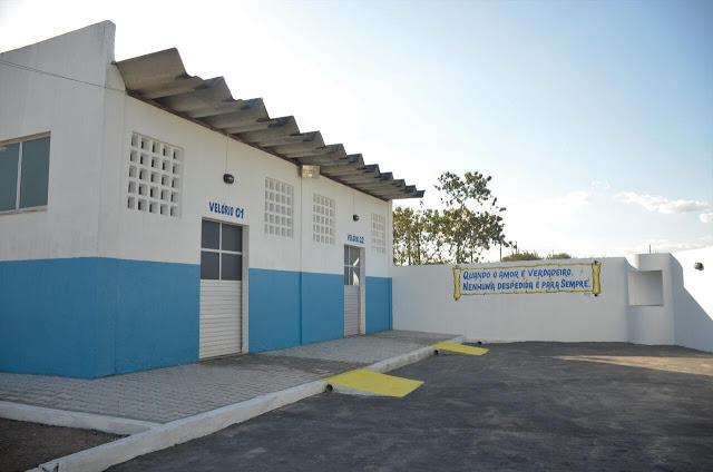 Serrinha: Hospital Municipal ganha nova copa, cozinha, refeitório ...