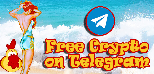 Free Crypto on Telegram