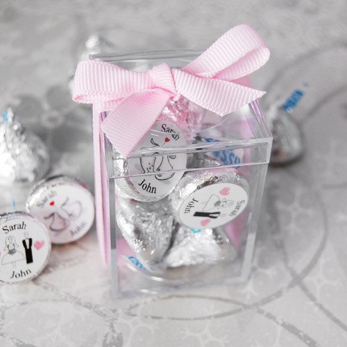 Baby Shower Favor Ideas With Hershey Kisses