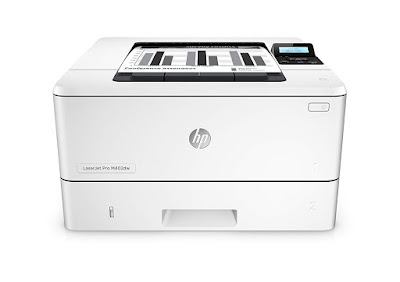This printer wakes upwardly in addition to prints faster than the contest HP LaserJet Pro M402dw Driver Downloads