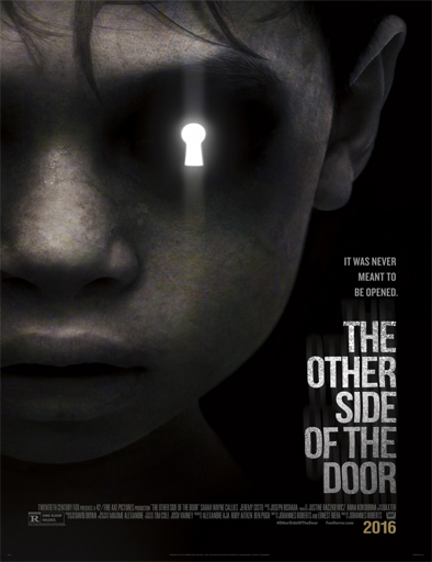 ver El otro lado de la puerta (The Other Side of the Door) (2016) Online