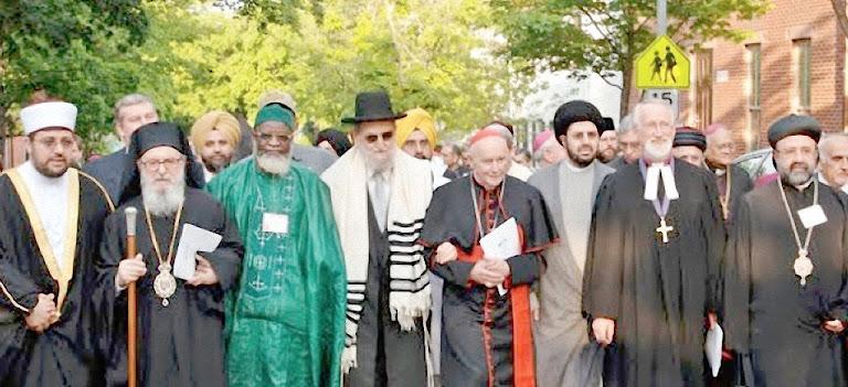 Um ecumenismo imprudente será explorado pelo Anticristo para impor sua religião universal panteísta