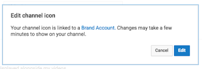 5. Move a profile photo to your channel.