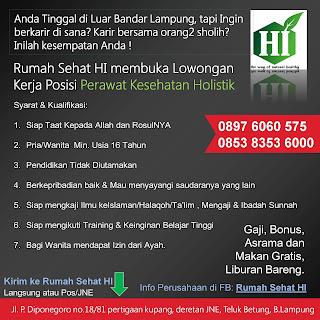 Rumah Sehat Holistik Indonesia