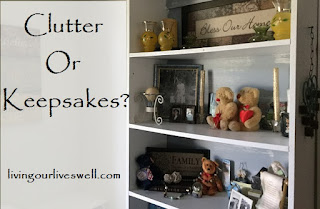 Clutter of Keepsakes?
