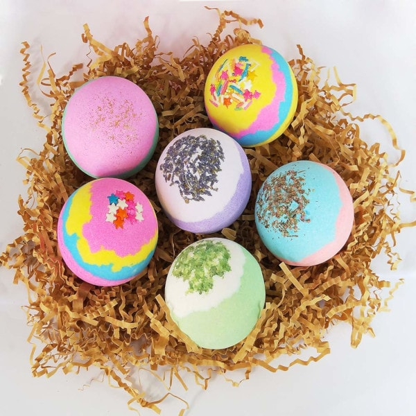 Organic Bath Bombs