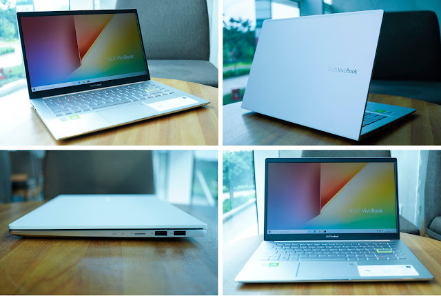 asus vivobook s14 photo