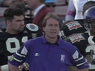 Rose Bowl, Gary Barnett