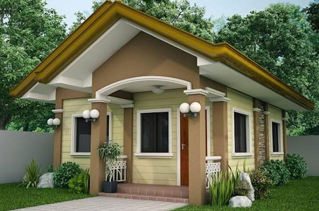 Desain Rumah Minimalis Biaya Murah 40 Jutaan