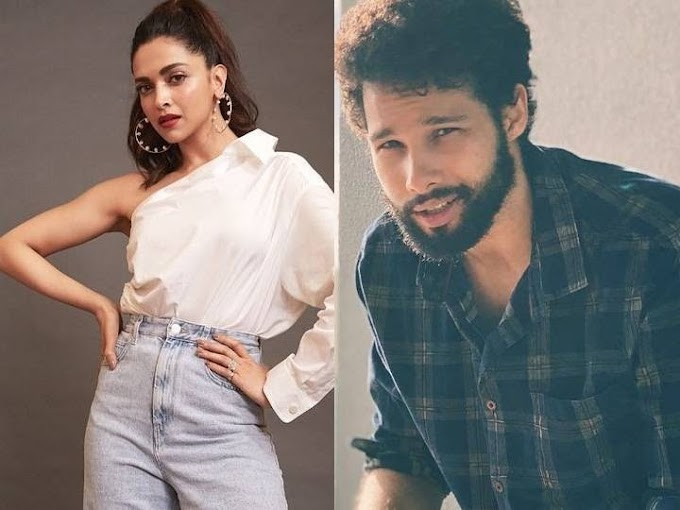 Siddhant Chaturvedi will be seen in Shakun Batra's next film, shared the experience of working with Deepika Padukone
