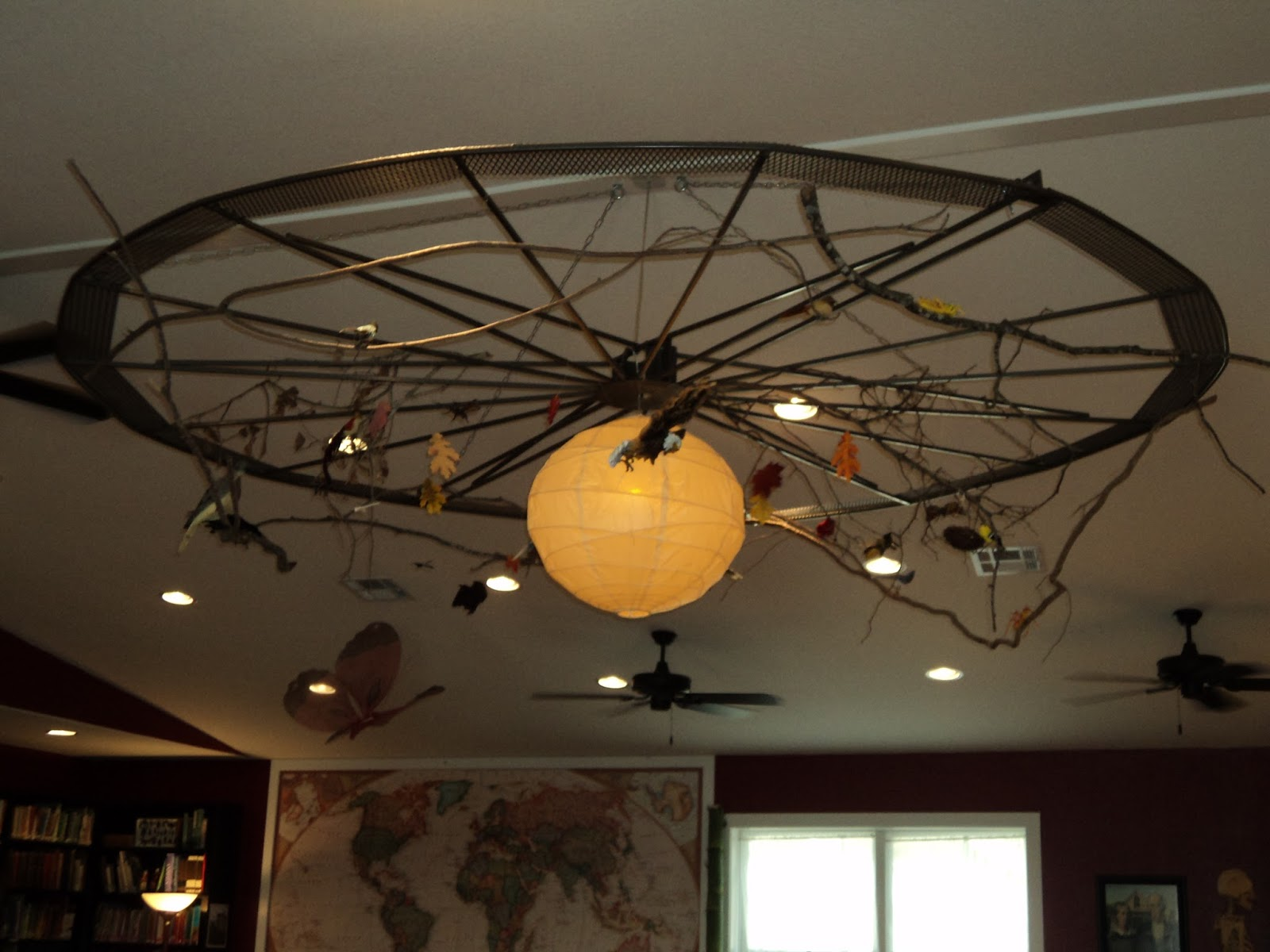 solar system on ceiling paint - photo #32