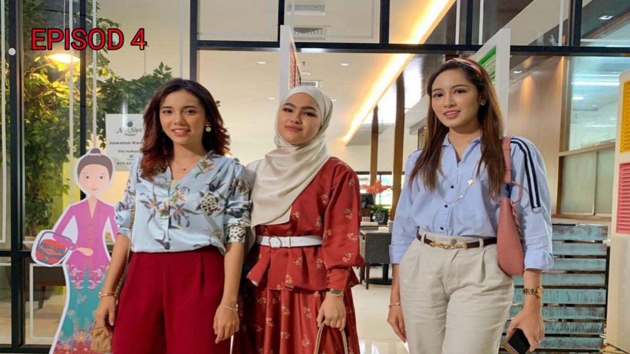Tonton Drama Dear Cinta Episod 4 (Samarinda TV3)