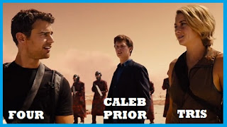 Para Pemeran Film The Divergent Series Allegiant