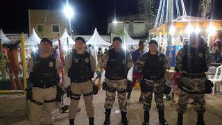 4º BPM realiza policiamento da Rota Cultural Raízes do Brejo em Pilõezinhos