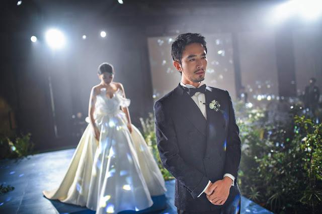 zhang xiaochen wedding