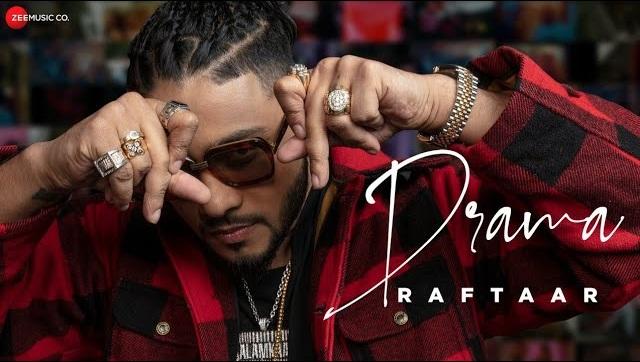 ड्रामा Drama Lyrics - Raftaar