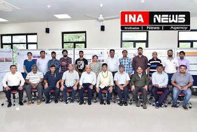 कानपुर  आईआईटी कानपुर में आयोजित हुयी नेशनल सेंटर फॉर जियोडेसी की दूसरी पीएमएमसी (परियोजना निगरानी और प्रबंधन समिति) बैठक