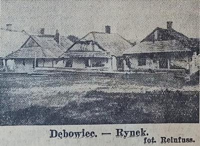 Dębowiec 1936