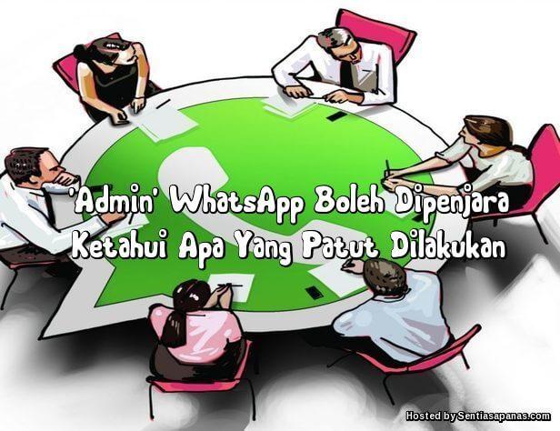 Admin WhatsApp