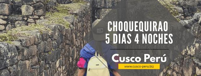 Trekking Choquequirao
