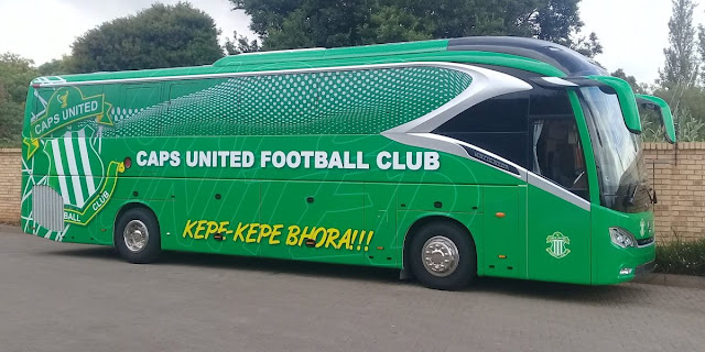 Caps United Bus