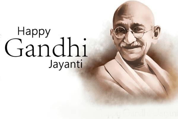 Gandhi Jayanti Speech, Quotes, SMS, Messages, Essay in Assamese (মহাত্মা গান্ধী)