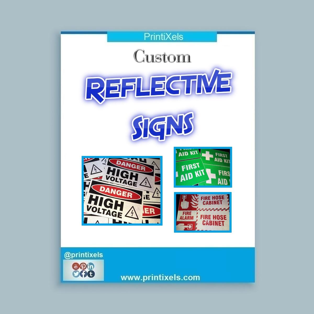 Custom Reflective Signs Philippines